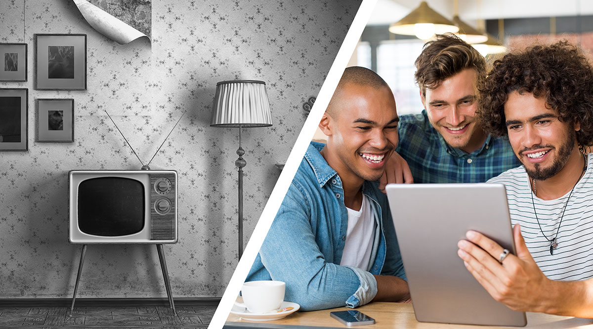Consumer TV Viewing Habits Are Changing